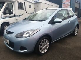 Mazda2 1.3 TS2 3dr - LOW MILEAGE. 12 MONTHS MOT