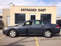 2009 Chevrolet Impala LS A/C Automatic Trade-in Certified and E-