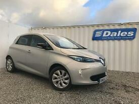 Renault Zoe Dynamique Intens Electric 5Dr Auto EV (grey) 2015