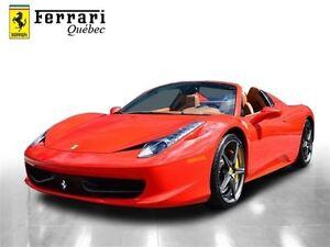 2013 Ferrari 458 Spider F1