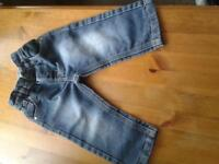 12-18 month baby boy jeans