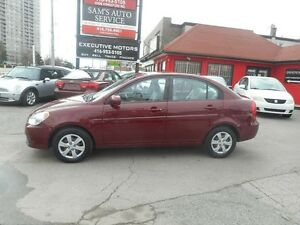 2010 Hyundai Accent SUPER MINT ONLY 54K!!