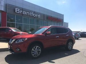 2015 Nissan Rogue SL ALL WHEEL DRIVE