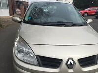 2008 Renault Scenic Seven seater for sale