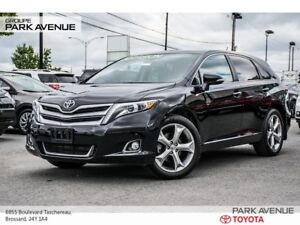 2015 Toyota Venza V6+CUIR+GPS+TOIT OUVRANT+CAMERA