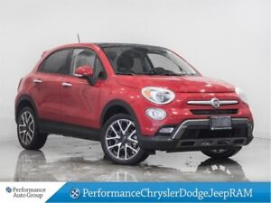 2017 Fiat 500X Trekking * Panoramic Sunroof * Remote Start