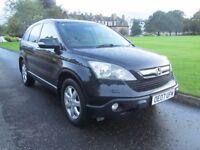 2007 Honda CRV ES i-CDTI Diesel - 6 Speed Manual - AWD-4WD - New Shape - ***Finance Available