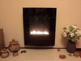 Wall Hung Gas Fire (B&Q)