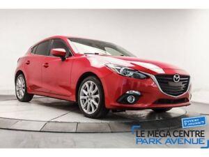 2014 Mazda Mazda3 Sport GT-SKY ACTIVE, NAV, TOIT, MAGS, B/T