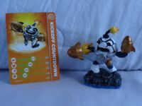 Skylanders Swap Force figure - Kickoff Countdown