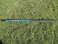 Pole Rod - Shakespeare telescopic 4 metre length, 4 sections