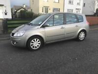 2007 Renault scenic diesel AUTOMATIC 7 SEATER