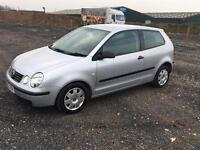 Volkswagen Polo 2005 Silver - Low Mileage - Full Service History - Immaculate car.