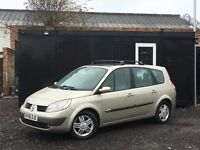 ★ RENAULT GRAND SCENIC 1.9DCi + 7 SEATER + 1 OWNER +★