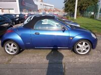 53 FORD STREET KA CONVERTIBLE MUST GO THIS WEEKEND STOCK CLEARANCE!!!!