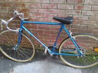 Old school Kalkhoff Tristar sports bike
