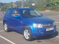 SUSUKI GRAND VITARA 4x4 3 Door 1.6l