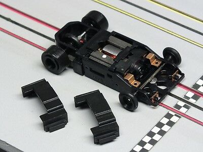 Viper Scale Racing - Super G Pro HO Race Car - New - Includes Hard Body Clips !!