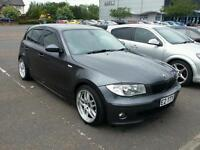 BMW 118D SPORT, Fsh long mot, swap?