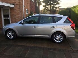 Kia Ceed LS 1.6 Automatic Estate LOW MILEAGE NEW BATTERY