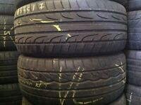 """225/45/17//245/45/17/ second hand tyres from £15.. 18/19""""from £25"""