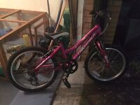 """Ridgeback Harmony Girl's Bike (20"""")"""
