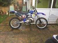 Yamaha Yz250 2001 motocross mx 250 450 swap swaps