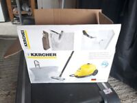 Karcher steam cleaner only used once