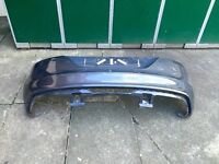 Audi TT S-Line rear bumper