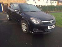 Vauxhall Astra 1.6 SXI Sport 2007 3 Door ***Low Miles***