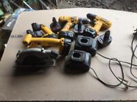 Dewalt Hand Tools, Selection
