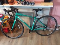 Treck ladies racer bike, paid in Christmas £780, asnew, perfect conditions
