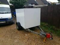 6x4x4 box trailer bargain £295