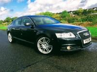 2011 Audi A6 2.0 Tdi S LINE Special Edition in Phantom Black ***FINANCE FROM £51 PER WEEK ***
