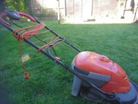 Flymo Hover Vac Lawnmower