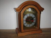 Mantel Clock Bentima Tempus Fugit