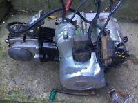 PIT BIKE ENGINE 110 // PIT BIKE PARTS