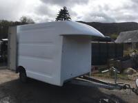Galvanised box trailer 900.00