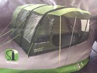 Urban Escape 6 person air tent