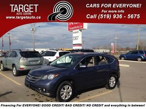 2012 Honda CR-V EX/AWD/Back-up Cam Dealer Maint NEW LOW PRICE!