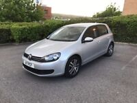 VW Golf MK6 1.4 TSI DSG Automatic gearbox silver mint condition 62k miles only