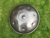Brand NEW Handpan Steeldrum with hard case cover