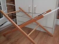 Moses basket stand - Babies R Us