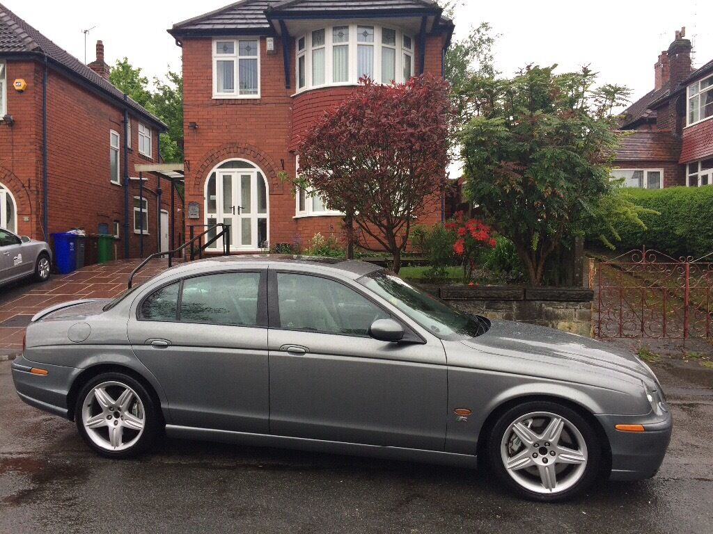 Jaguar S Type R British Automotive 2003 Supercharged 4 2 V8 400bhp In Crumpsall