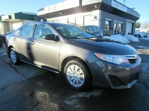 2012 Toyota Camry LE (Bluetooth, Automatic, audio controls)