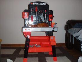 Kids Black & Decker Work Bench (£15)