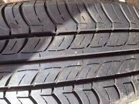 wheel and bridgstone tyre 155/80/13