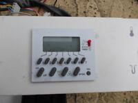 Boiler clock programer for Ideal mini