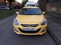 2013 reg Hyundai i40 diesel drives well quick sale cheap car