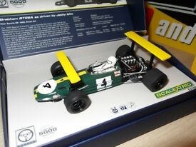 Scalextric C3702a Brabham BT26A 'Jacky Ickx' L.Ed *Brand New in Box*